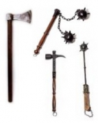 Medieval - Axes and Maces