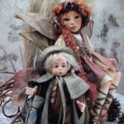 Porcelain Fairy Dolls - Porcelain Fairy