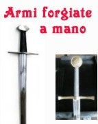 Swords and Ancient Weapons - Weapons forged to hand