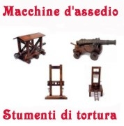 Medieval - Historical Miniatures - Machinery and Equipment