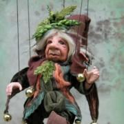 Collectible Porcelain Dolls - Puppets porcelain