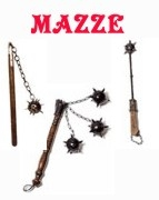 Medieval - Axes and Maces - Maces One-headed Flail