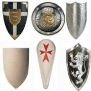 Armours - Medieval shields