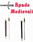 Swords and Ancient Weapons - Medieval Swords