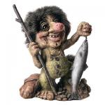 NyForm Troll - NyForm Troll (medium) - Norwegian Troll natural material, subject to international collection. Height: 22.5 cm