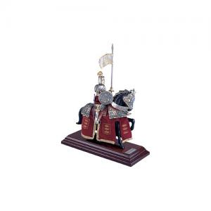knights in armour miniature figurines., Medieval - Historical Miniatures - Miniature knights Armour - knights in armour miniature figurines.