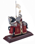 Medieval - Historical Miniatures - Miniature knights Armour - knights in armour miniature figurines.