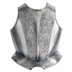 Armours - Medieval Body Armour - Simple chest armor to protect the front of the trunk