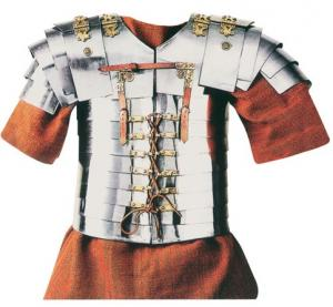 Lorica Segmented, Ancient Rome - Roman Armours - Lorica Segmented, Roman armor developed since the first century AD and worn by legionnaires in place of chain mail or lorica hamata.