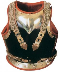 Austrian Armour Cuirass, Armours - Medieval Body Armour - Austrian Armour Cuirass of the Napoleonic era armor worn by heavy cavalry regiments of Austrian, all hand made in burnished steel.
