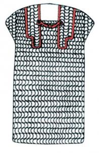 Lorica hamata Roman Armour, Ancient Rome - Roman Armours - The chain mail made of iron rings called lorica hamata spread like armor to protect the body of the legion in the first century BC