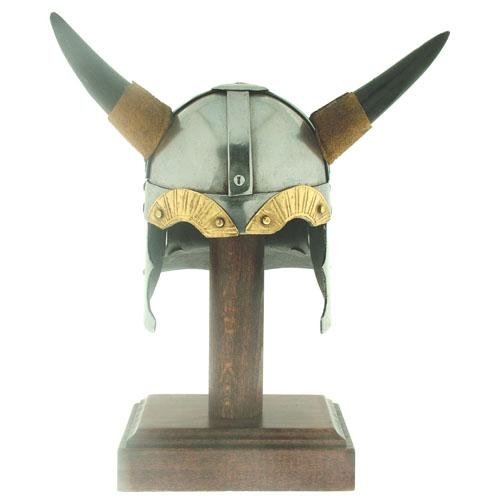 Horned Helmet (miniature), Medieval Objects For Sale