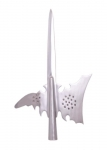 Medieval - Spears and Halberds - Hand-forged Halberd made from carbon steel.  Delivery without shaft.