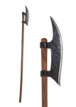 Medieval - Spears and Halberds - Medieval halberd, Hand-forged Halberd made of carbon steel.
