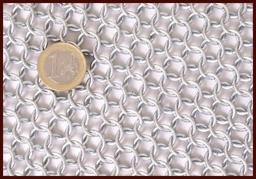 Chainmail, Medieval Armor (sizes: L, XL -ID9mm), Medieval ...