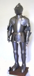 Armours - Medieval Armour - Medieval Knight Armor completely portable and functional. Medieval Knight Armor, Medieval Full Suit of Armor includes all parts of the Armor, which are shown in the image. Price: 1876,48 USD.