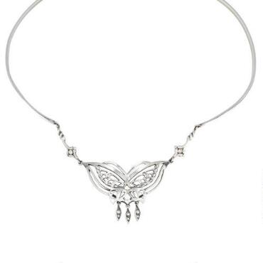 The evenstar pendant of arwen gold and silver for sale avalon the evenstar pendant of arwen aloadofball Choice Image