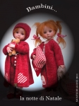 Collectible Porcelain Dolls - Porcelain Dolls (New) - Collectible dolls porcelain bisque, height 29 cm.