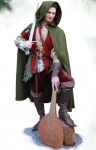 Medieval - Medieval Clothing - Medieval Fantasy Costumes - Bard costume.