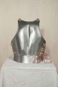 Back of Medieval Breastplate, Armours - Medieval Body Armour - Back of medieval Breastplate, part of medieval armor to protect the back.