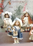 Collectible Porcelain Dolls - Porcelain Dolls - Bisque Porcelain Dolls - Biscuit porcelain doll