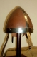 Armours - Medieval Helmets - Nasal Helmet (IX - XIII Century) North Germanic nasal in use in the Middle Ages until the late twelfth century,