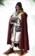 """Medieval - Medieval Clothing - Medieval Fantasy Costumes - Costume Cleric, ee gave the monastic-warrior aspect using elements seen in the historical crusaders knights, the """"clerical pallium"""" and the holy seal donates the right holiness to the outfit."""