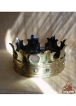 Medieval - Medieval Objects - Medieval Objects - Medieval Crown - Reproduction of a Medieval crown, wearable, entirely made of brass, handmade.