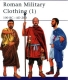 Ancient Rome - Roman clothing - Greek Costume includes: tunic with red linen, wool coat in blue.