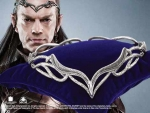 World Cinema - Hobbit Jewelry - The Headdress of Elrond reproduction of original crown Elvish, wearable, comes with original packaging,