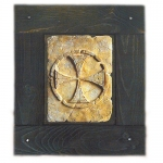 Medieval - Templars - Templars Objects - Cornice for Templar Tile (a chunk is not included),