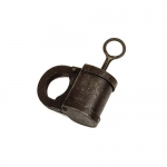 Medieval - Medieval Objects - Medieval Objects - Equipped with key lock cylinder