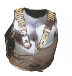 Armours - Medieval Body Armour - Torso armor during the Napoleonic era, all hand made in steel and wearable.