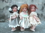 Collectible Porcelain Dolls - Porcelain Dolls - Bisque Porcelain Dolls - Biscuit porcelain dolls