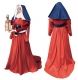 Surcoat female half of the fifteenth century