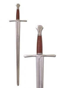 Sword combat, Swords and Ancient Weapons - Weapons forged to hand - Sword combat, model Battle Ready. One Hand Sword with fish tail pommel the blade of this new collection of swords are made of carbon steel.