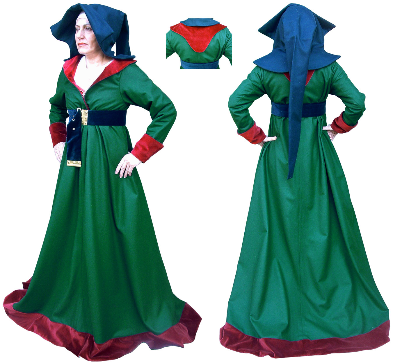 Medieval Clothing For Women Medieval women costumes