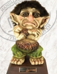 NyForm Troll - NyForm Troll club - Limited edition club trolls, New 2013. Limited Edition Size: 22 cm in height.