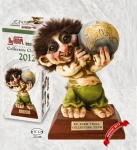 NyForm Troll - NyForm Troll club - New 2012. Limited Edition Size: 22 cm in height.
