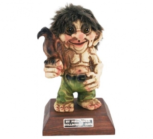 Ny Form Troll Club 2019, NyForm Troll - NyForm Troll club - Club troll 2019.Size, height: 21 cm. New 20154. Limited Edition.