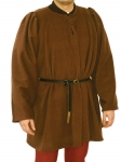 Medieval - Medieval Clothing - Medieval Costume (Man) - Dress for the vast lower-middle classes, in wool.